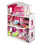 Кукольный дом Edufun с мебелью 115 см EF4118   00-71220, фото 2