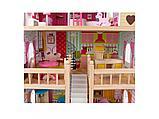 Кукольный дом Edufun с мебелью 90 см EF4109   00-66744, фото 2