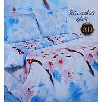 Постельное бельё 1,5 сп Эталоника 'Яблоневый цвет' 150х215 см, 150х215 см, 70х70 см - 2шт