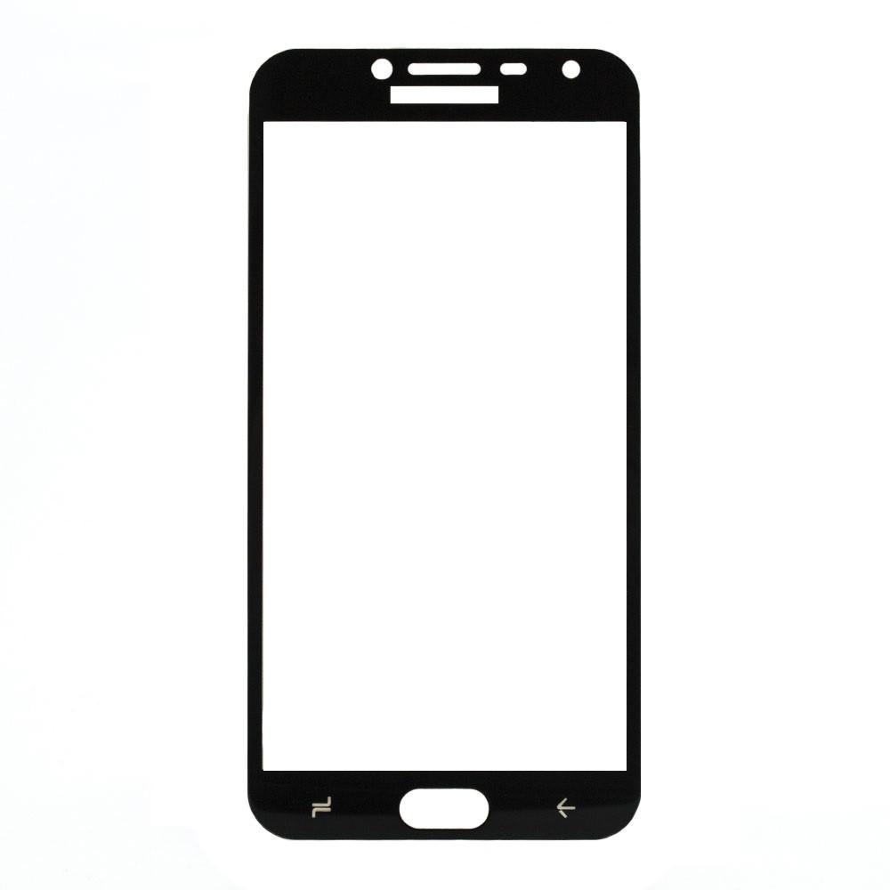 Защитное стекло Samsung J4 2018, Samsung J400 2018 Окантовка Black A-Case