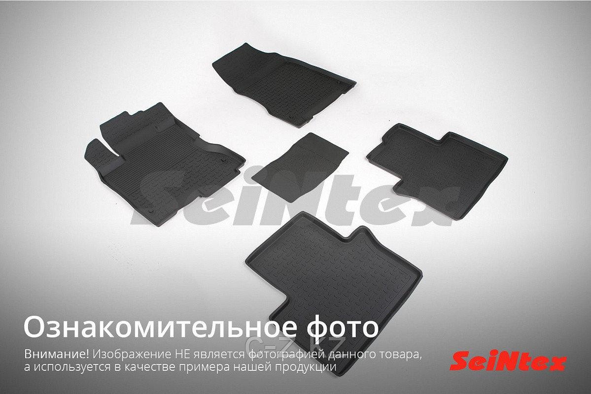 Резиновые коврики для Volkswagen Polo Sedan 2010-н.в
