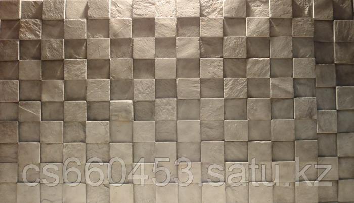 Форма для гипсовой плитки СЛАНЕЦ МОЗАИКА