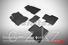 Резиновые коврики с высоким бортом для Nissan Qashqai II 2014-н.в.