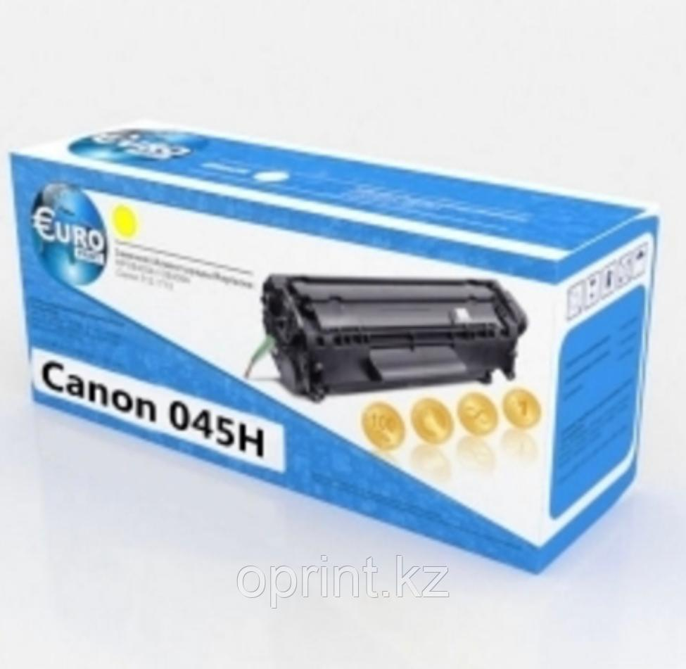 Картридж Canon 045 желтый
