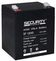 Аккумулятор герметичный свинцово-кислотный Аккумулятор 12 В, 4.5 Ач