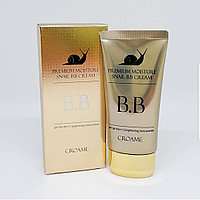 ББ крем CROAME Premium Moisture Snail BB Cream SPF 50/PA+++ 50ml.