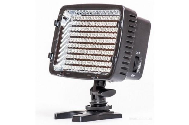 Фонари,прожектора, кольцевой свет для фото-видео камер