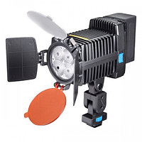 Светодиодный фонарь  Video light LDE-5005  , фото 1