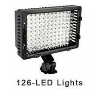 Светодиодный фонарь  Video light CN126