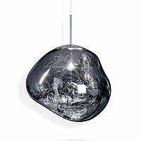Подвесной светильник Tom Dixon Melt Chrome