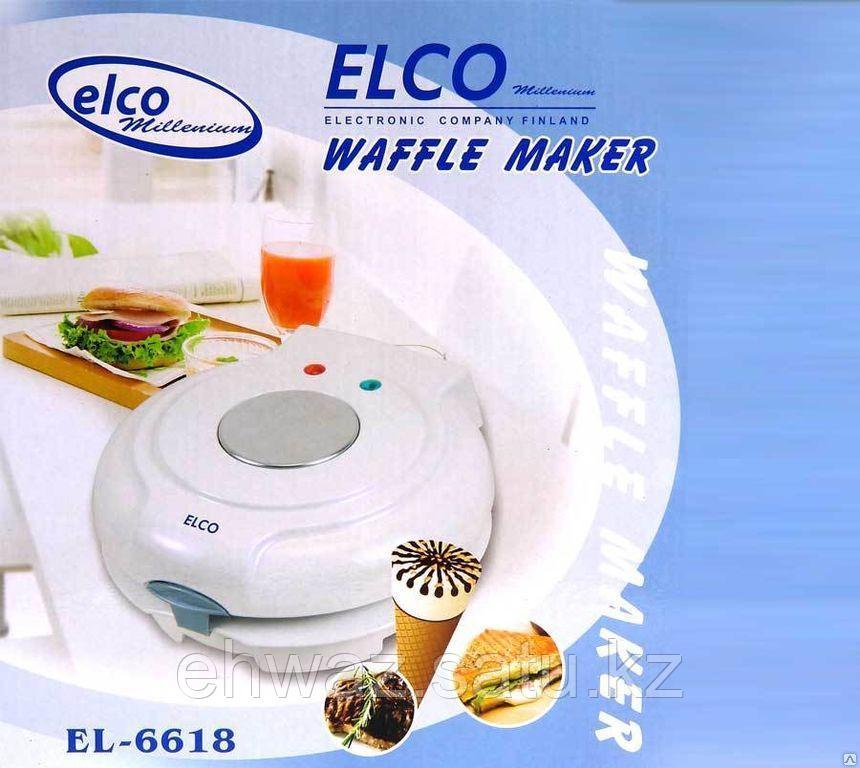 Вафельница ELCO EL-6618