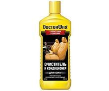 Doctor Wax DW5210 Очиститель кондиционер для кожи Leather Cleaner & Conditioner (США) 300 мл