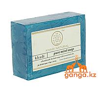 Мыло Мята (Mint KHADI), 125 гр