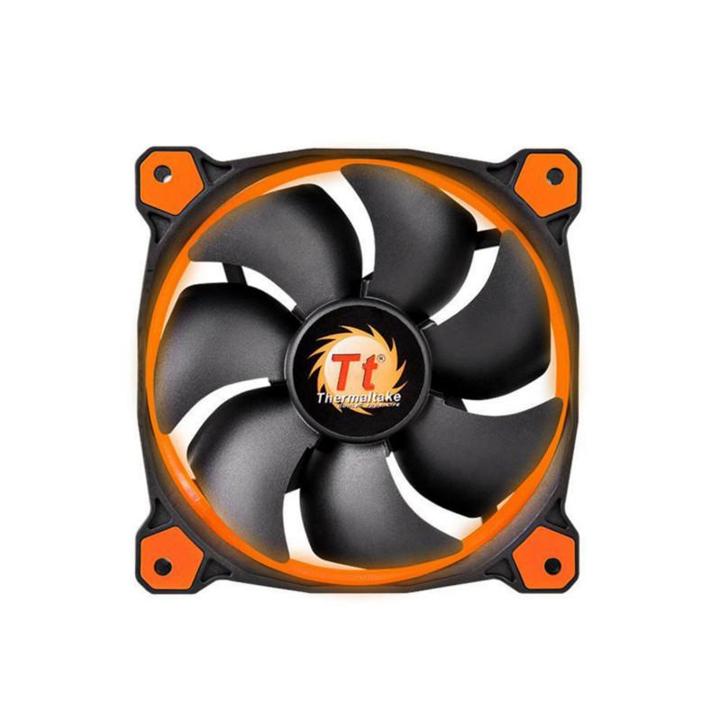 Кулер для кейса Thermaltake Riing 14 LED Orange