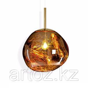 Подвесной светильник Tom Dixon Melt Mini Gold, фото 2