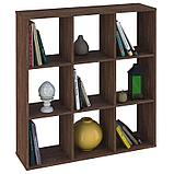Стеллаж Polini Home Smart Кубический 9 секции, винтаж 01-02900, фото 4