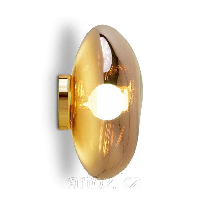 Настенный/Потолочный светильник Tom Dixon Melt Surface Gold - фото 1
