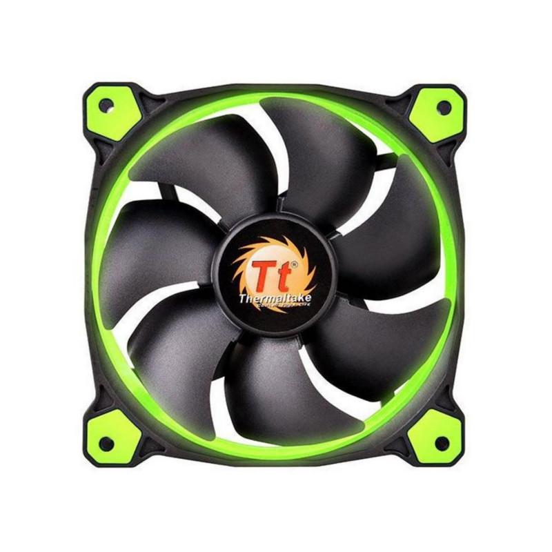 Кулер для кейса Thermaltake Riing 12 LED Green