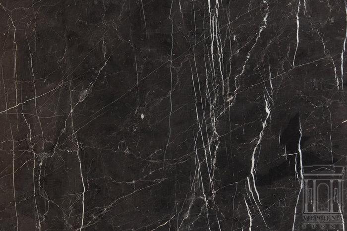 Черный мрамор Nero Marguina