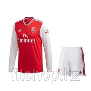 Футбольная форма « Arsenal » 2019-2020. Без фамилии.С длинным рукавом