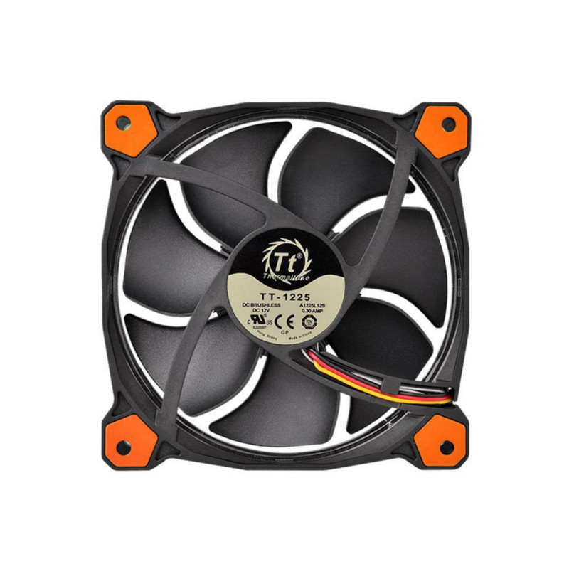 Кулер для кейса Thermaltake Riing 12 LED Orange