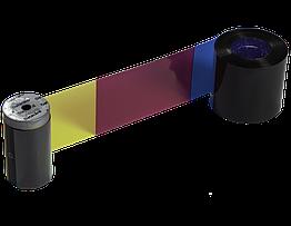 Красящая лента Color Ribbon YMCK-K (для принтера SD160) (534100-001-R004)