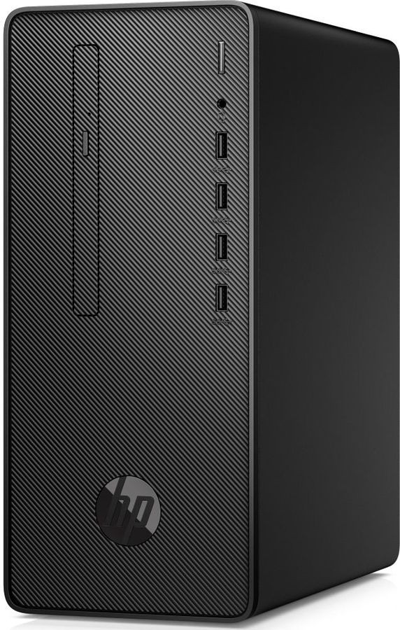 Компьютер (комплект) HP 5QL06EA Desktop Pro G2 MT i3-8100 1TB 4.0GB DVDRW (Bundl) i3-8100 / 4GB / 1TB HDD / DO