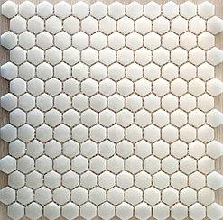 Шестигранная мозаичная плитка