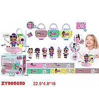 "Кукла LOL серия ""Happy"" в сумке с кодом (КК8806-4*)"