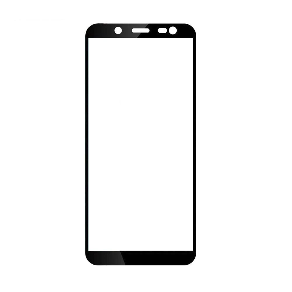 Защитное стекло Samsung J8 2018, Samsung J810 2018 Окантовка Black A-Case