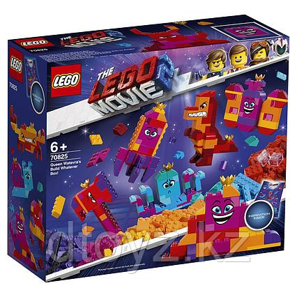 70825 LEGO Movie Шкатулка королевы Многолики Собери что хочешь