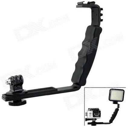 L-образная ручка для фотоаппаратов и мини-видеокамер, фото 2