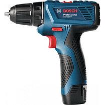 Шуруповерт, гайковерт ударный Bosch, GDR 120-LI + GSR 120-LI Professional, фото 2
