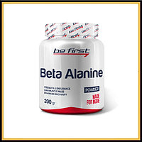 Be First Beta Alanine 200гр без вкуса