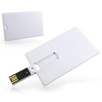 "USB флеш память ""Кредитная карточка"" на 8 GB"