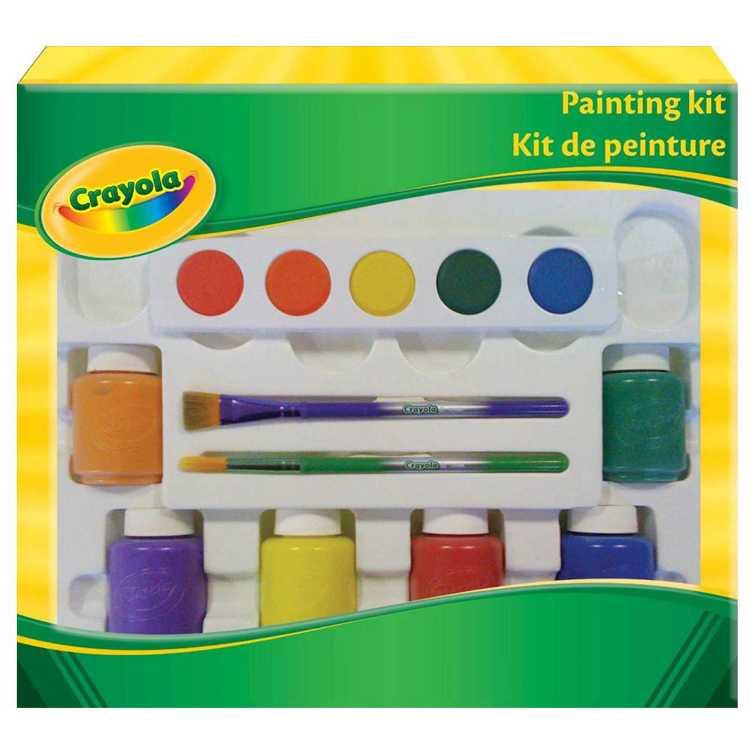 Crayola Набор Красок Для Рисования