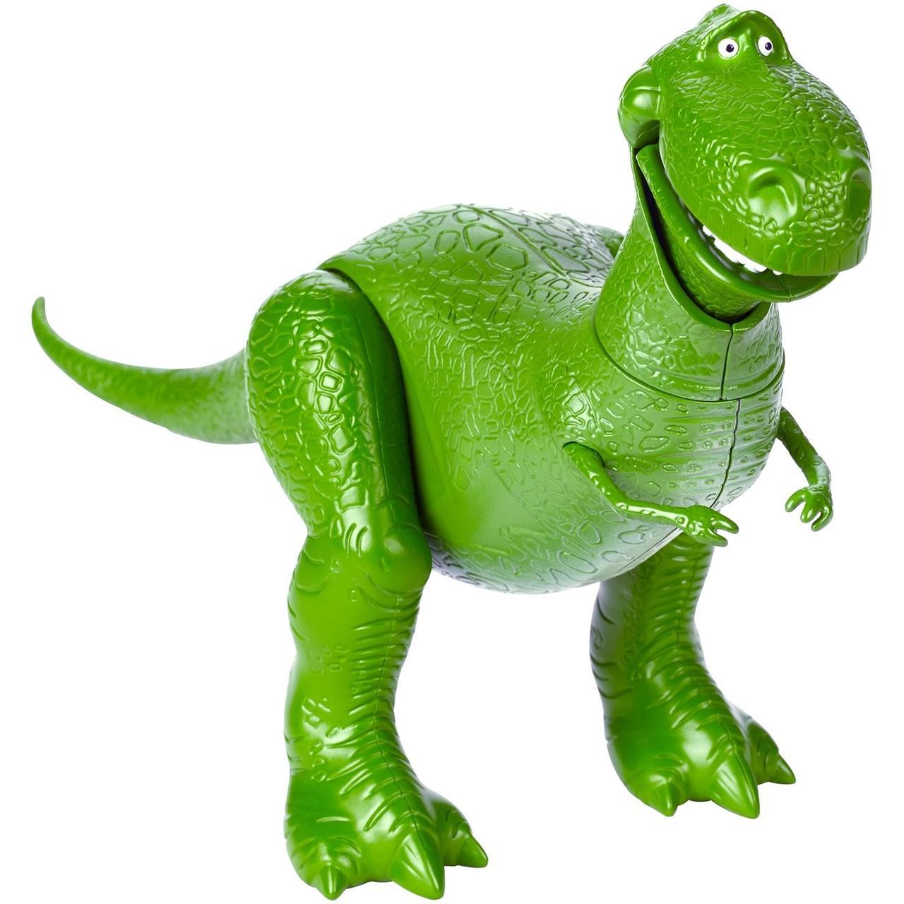 История игрушек Фигурка Динозавр Рекс, 17 см.