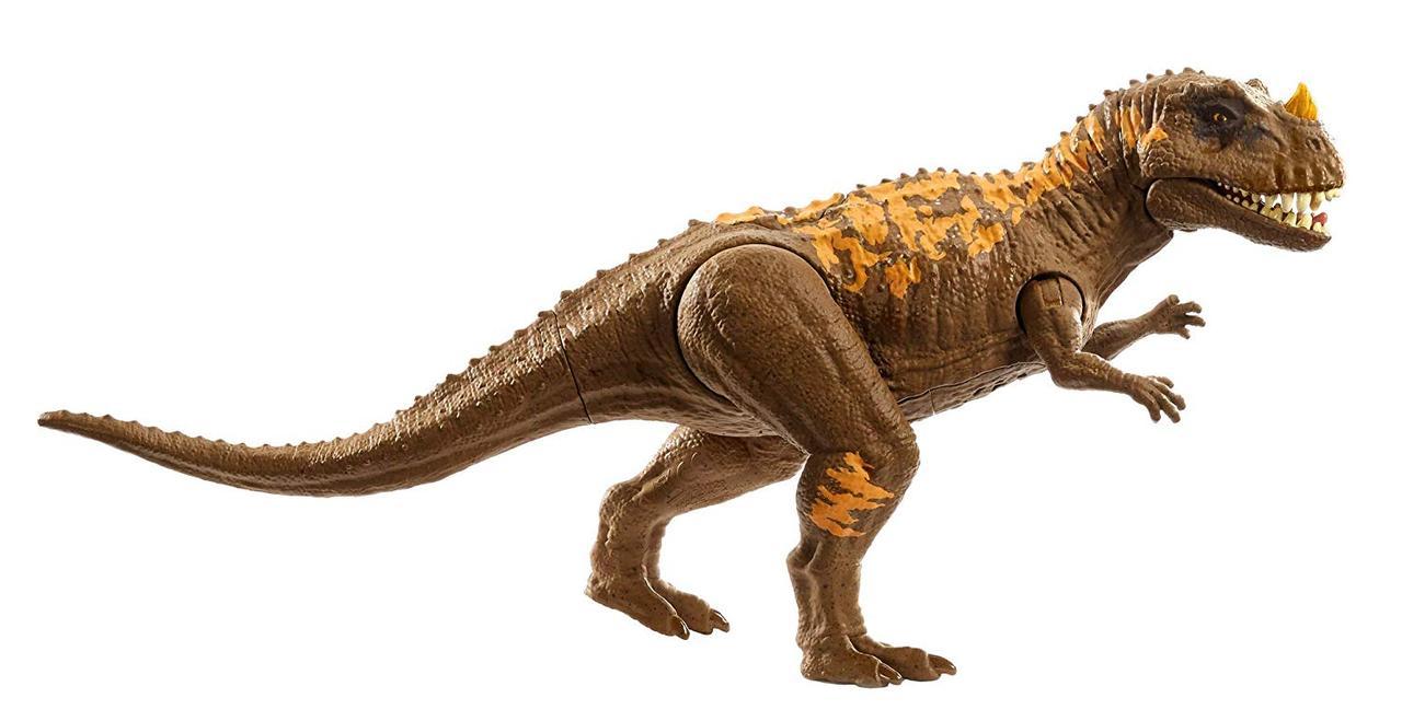 Мир Юрского Периода - Цератозавр со звуковыми эффектами (звук, движение)