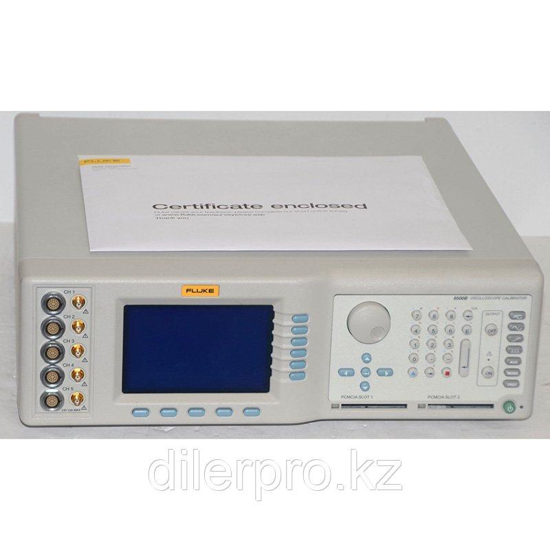 Калибратор осциллографов Fluke 9500B/1100
