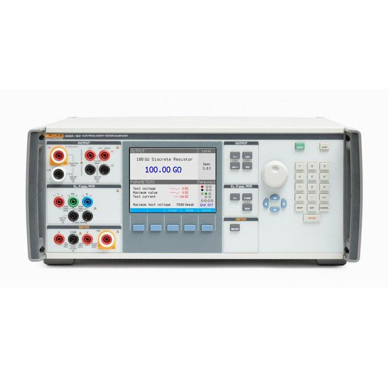 Многофункциональный калибратор электрических тестеров Fluke 5320A/VLC/40 EU