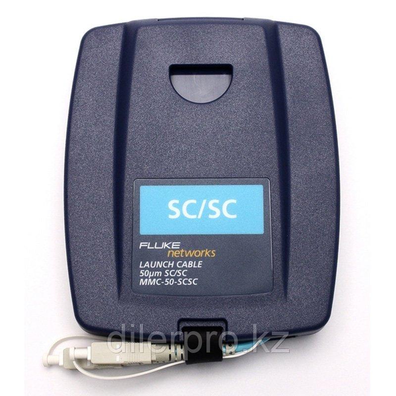 Fluke Networks MMC-50-SCE2K 50мкм многомодовый подключающий кабель  (105 метров) SC/E2000