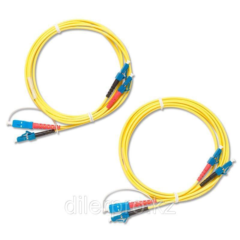 Комплект Fluke Networks NFK3-DPLX-SC3 из трех эталонных одномодовых перемычек для кабелей с коннекторами SC
