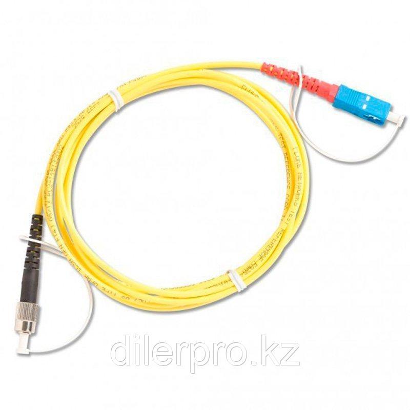 Комплект одномодовых тестовых эталонных кабелей Fluke Networks SRC-9-SCFC-KIT  (2 м) для тестирования