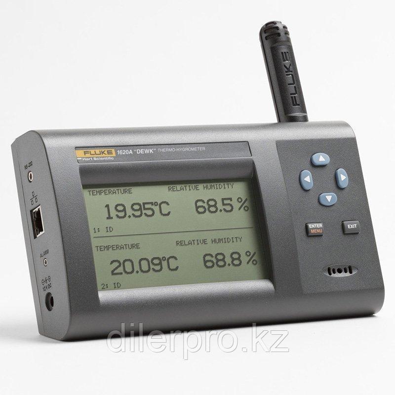Цифровой калибратор температуры Fluke 1622A-H-256