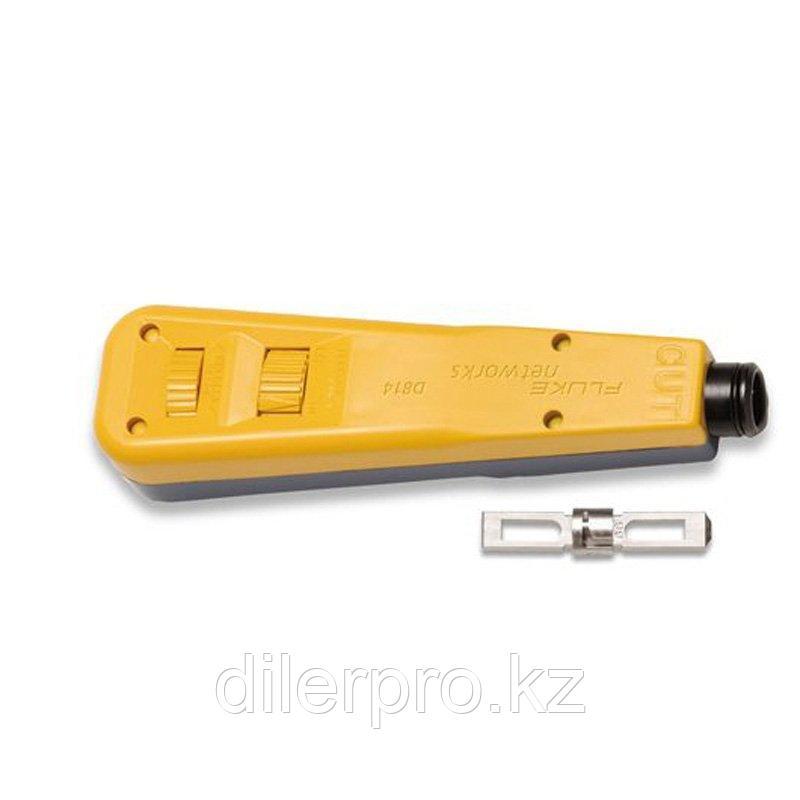 Fluke Networks 10055200 инструмент для набивки кросса D814S ™ с лезвием EverSharp 110 и EverSharp 66 мм