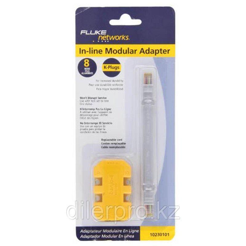 Fluke Networks 10230101 модульный адаптер с разъемом K-Plug