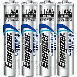 4 батареи Energizer Mignon AA Testo