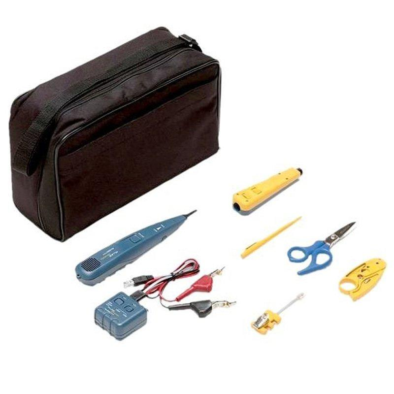 Fluke Networks 11289000 набор инструментов Fluke Networks Electrical Contractor Telecom Kit II with PRO3000