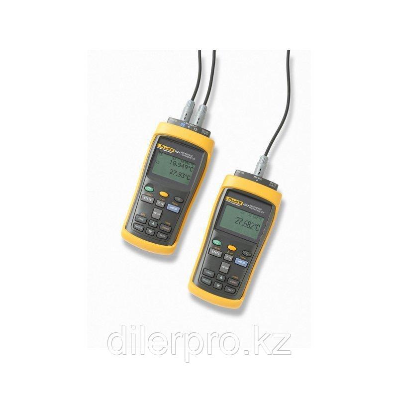 Цифровой калибратор температуры Fluke 1524-P4-256