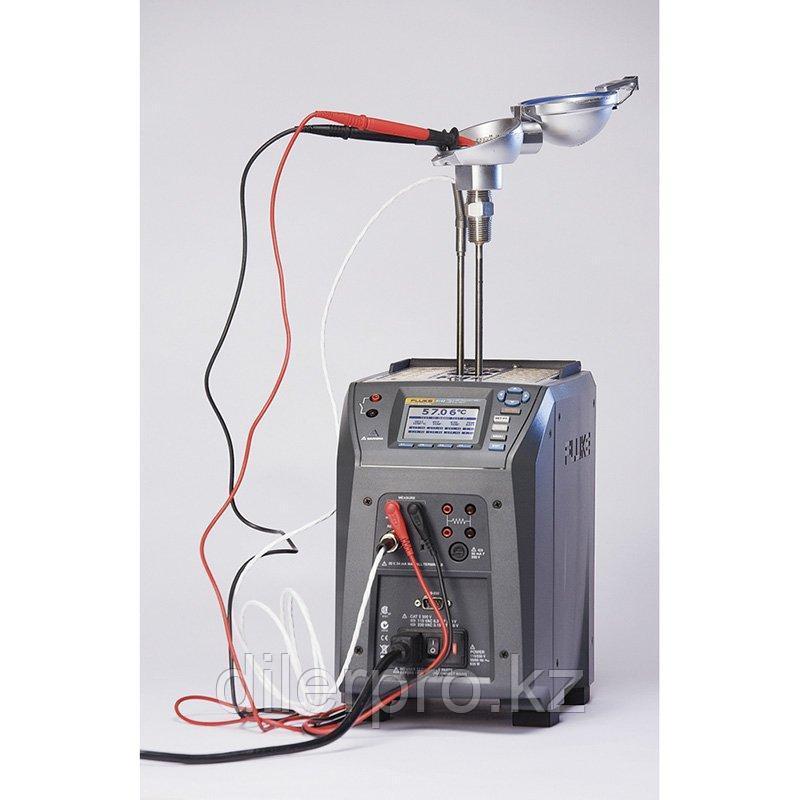 Полевой сухоблочный калибратор температуры Fluke 9144-D-256